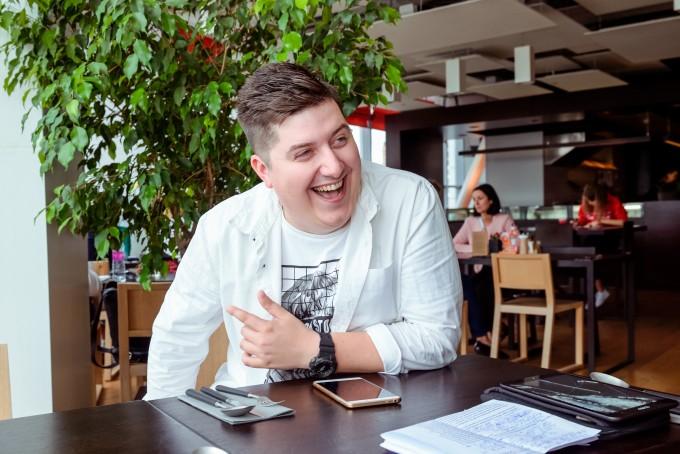 «Если за три сезона театр увеличил свою прибыль в 12 раз, значит, мы на правильном пути»: интервью с худруком киевского театра «Золотые Ворота» Стасом Жирковым