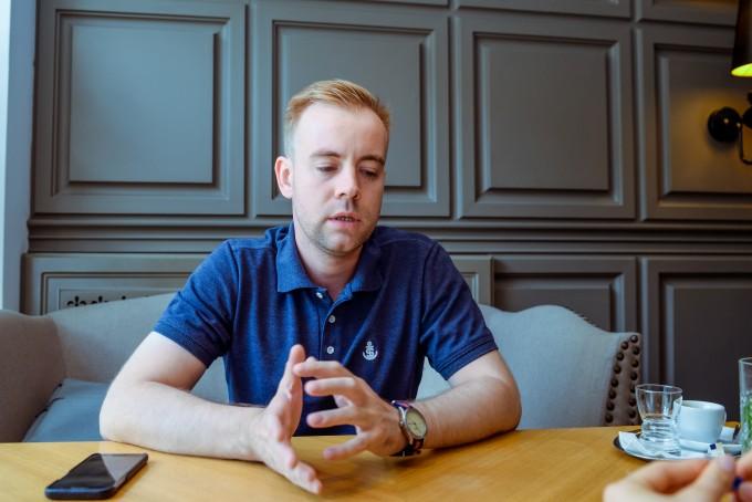 #Часы маркетинг-директора Uklon Даниила Ваховского