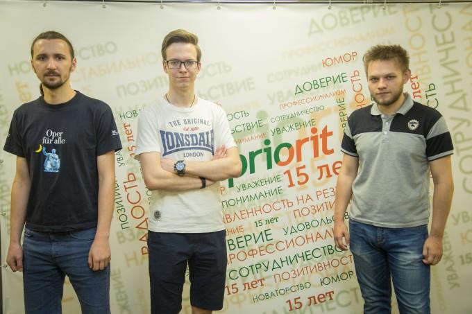 Интервью с работодателем: IT-компания Apriorit