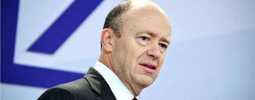 Глава Deutsche Bank готов заменить сотрудников машинами