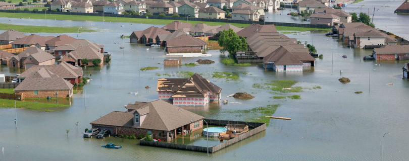 В Хьюстоне флотилия дронов помогает оценить повреждения от урагана