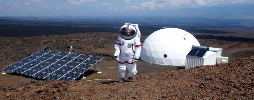 В NASA провели репетицию колонизации Марса