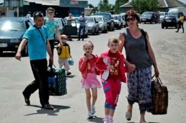 Украинским переселенцам помогут найти новое призвание