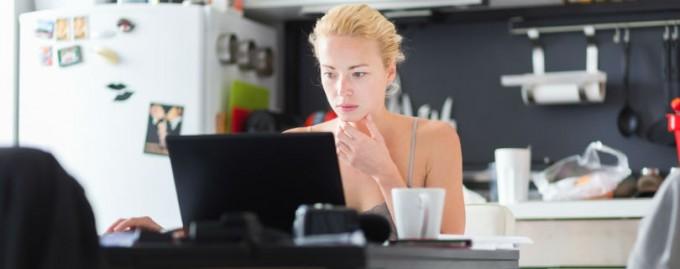 Почти три четверти сотрудников готовы променять свою работу на удаленную