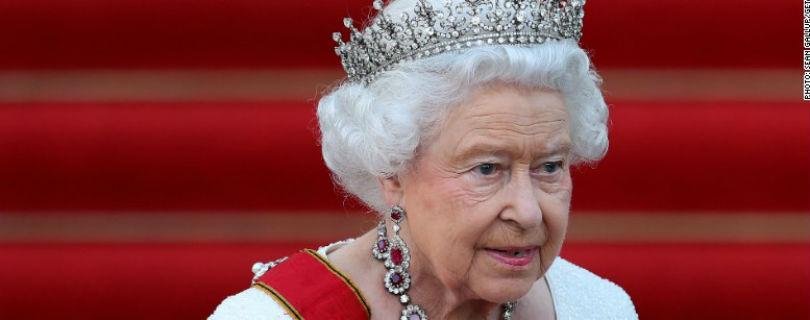 Британская королева зарабатывает на продаже фастуда