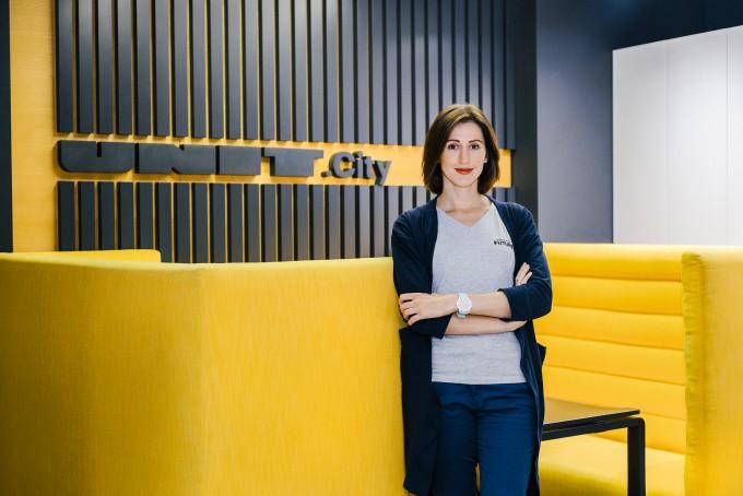#Часы руководителя отдела коммуникаций и ивентов в UNIT.City Александры Говорухи: об азарте и самомотивации, как фокусироваться на главном и почему не нужно спешить жить