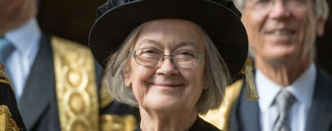 Верховный суд Великобритании впервые возглавила женщина