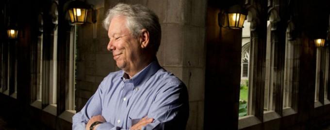 Нобелевскую премию по экономике присудили Ричарду Талеру