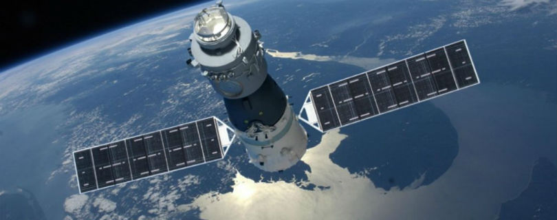 Китайская космическая станция упадет на головы землянам под Новый год