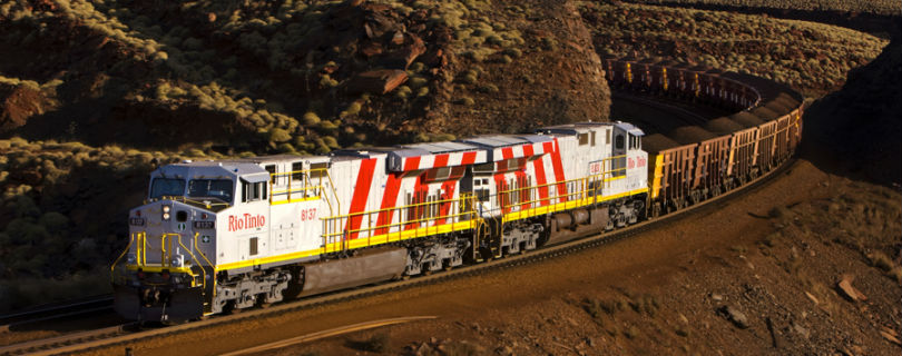 В Австралии запустили первый автономный грузовой поезд