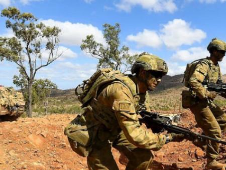 В Австралии будут тренировать солдат в виртуальной реальности