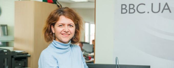 «У кризових умовах команда набагато швидше опановує нові навички»: інтерв'ю з керівницею української служби BBC Ніною Кур'ятою