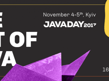 Конференция JavaDay Ukraine 2017