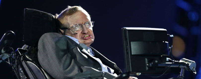 Стивен Хокинг опасается, что умные машины смогут заменить людей