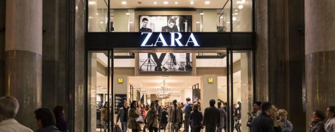 Работники Zara пожаловались на работодателя, используя бирки на одежде