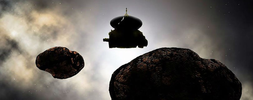 NASA просит интернет придумать имя для астероида