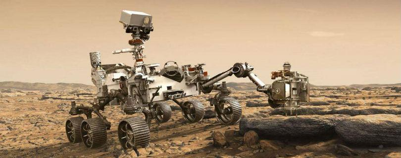 Новый марсоход NASA будет искать жизнь на Красной планете