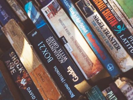 Опрос: какие книги вы любите читать?