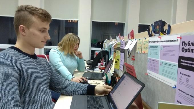 Сайт rabota.ua открыл региональный офис в Чернигове и собирает команду
