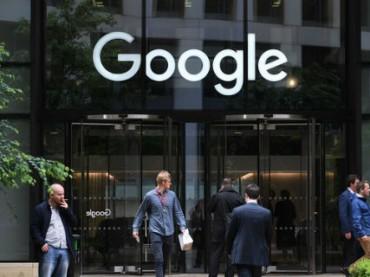 Google признали лучшей компанией для работы в 2017 году