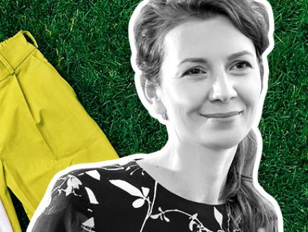 #Часы основательницы проекта «Всі. Свої» Анны Луковкиной: о секрете продуктивности от Эннио Морриконе, лени как двигателе, отказе от соцсетей и нежелании взрослеть