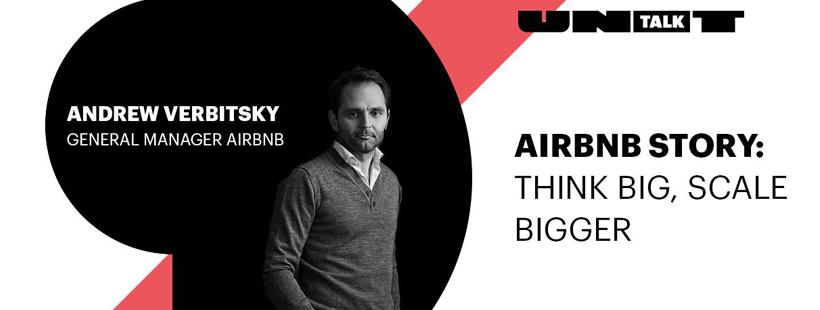Лекция генерального директора Airbnb «Think Big, Scale Bigger»
