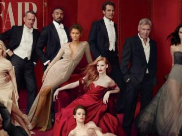 Журнал Vanity Fair добавил конечностей голливудским звездам