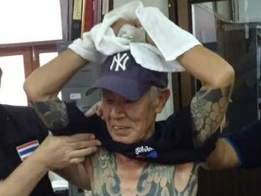 Отставного якудзу опознали в Таиланде по снимкам татуировок, которые стали вирусными