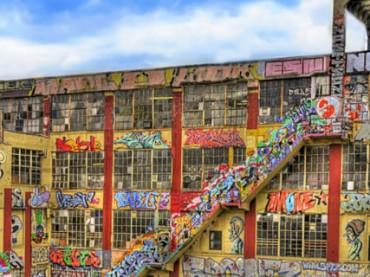 Нью-йоркским граффитчикам выплатят $6,7 млн за то, что застройщик уничтожил их работы