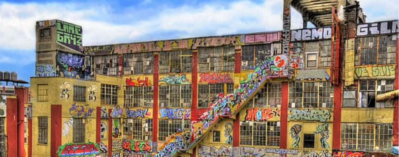 Нью-йоркские граффитчики выиграли суд против застройщиков