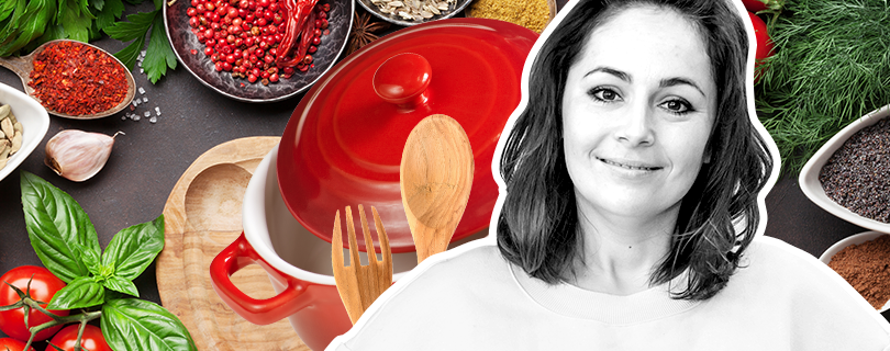 #Часы основательницы кулинарного проекта «Картата Потата» Даши Малаховой: о жизни, как игре в теннис, отсутствии правил и важности миссии