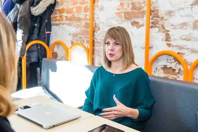 «В день открытия у меня было два кредита, а в кошельке осталось только 100 гривен»: интервью с основательницей сети быстрого питания Furgoneta Аллой Овсянниковой