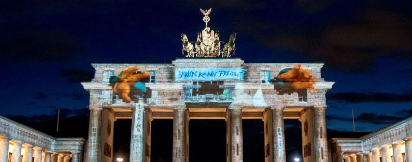 """Берлин признали """"культурной меккой"""" для экспатов"""