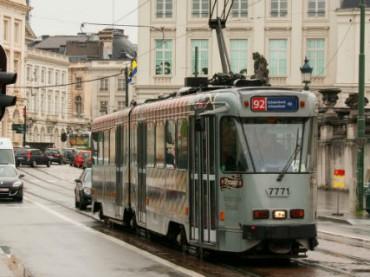 Общественный транспорт Брюсселя станет бесплатным