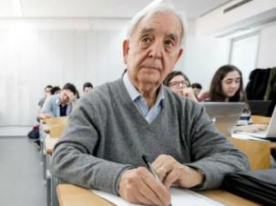 80-летний пенсионер из Испании стал студентом международной образовательной программы Erasmus