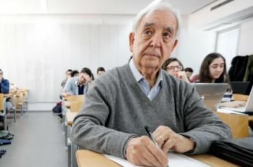 80-летний пенсионер из стал студентом международной образовательной программы Erasmus