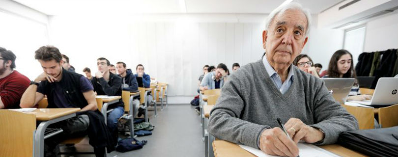 Испанский пенсионер стал студентом Erasmus