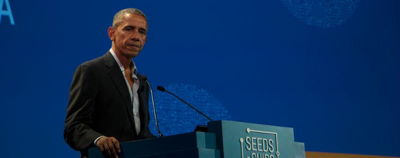 Обама заявил, что Facebook и Google не хватает ответственности