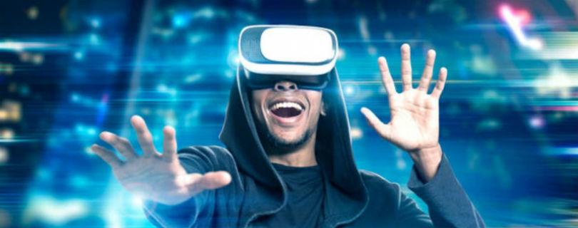 VR-ресторан в Токио предлагает гостям туры по городам мира