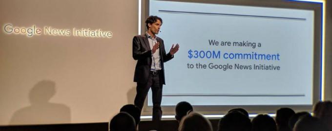 Google потратит $300 млн на развитие журналистики