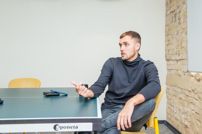 #Часы основателя и СЕО студии стартапов Concepter Влада Тисленко