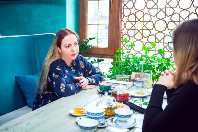 О главном условии актуальности, магии подземки и «болезни Наполеона»: интервью с основательницей украинского бренда одежды VOVK Татьяной Семенченко