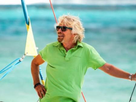 Основатель компании Virgin Ричард Брэнсон ищет личного ассистента для работы на тропическом острове