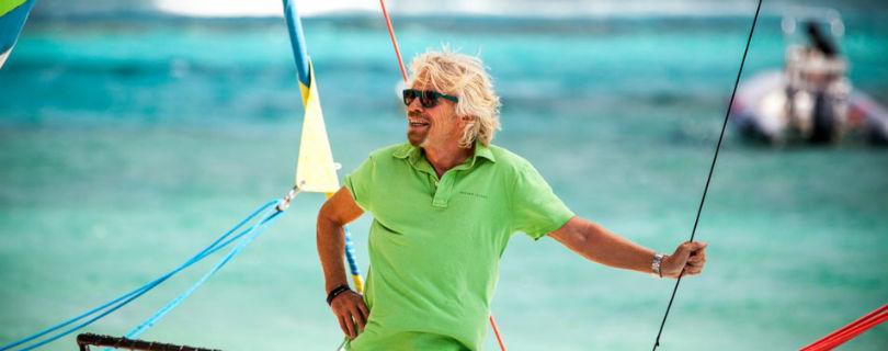 Ричард Брэнсон ищет личного ассистента для работы на тропическом острове