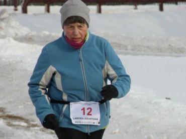"""69-летняя украинка взяла """"серебро"""" на ультрамарафоне в Беларуси"""