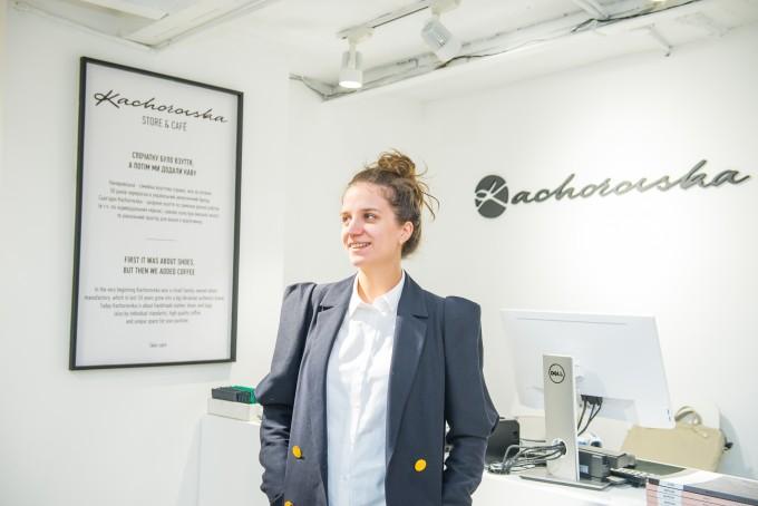 Про правило зворотного зв'язку, помилку як точку для розвитку та слова-табу: інтерв'ю із співзасновницею українського бренду взуття та аксесуарів Kachorovska Аліною Очеретяною
