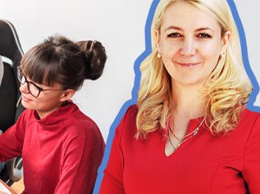 Как девушке построить карьеру в сфере технологий: колонка HR-директора IT-компании Олеси Кирильчук