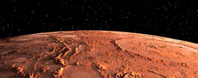 Изучать Марс отправят пчел-роботов