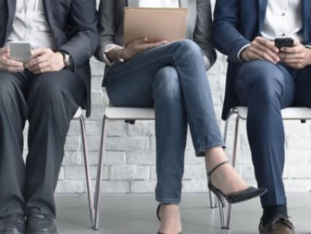 В Украине уменьшилось количество безработных