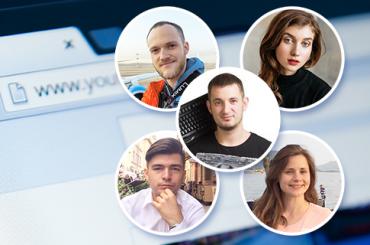 YouTube – наш: пять вдохновляющих историй украинцев, для которых блогерство стало работой